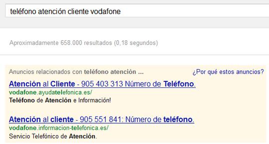 http://www.informacion-telefonica.es/vodafone.html 905 551 841 905 55 18 41 905551841 ayudatelefonica.es vodafone.ayudatelefonica.es 905 403 315 905403315 905 40 33 15