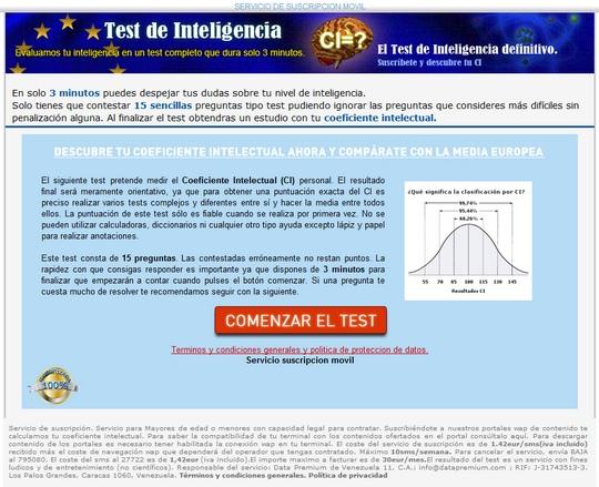 Test de inteligencia -- http://www.prueba-inteligencia.info/inteligencia/