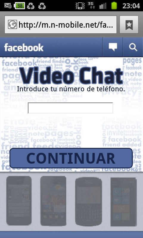 Video Chat Videochat Facebook