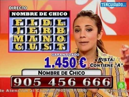 Despierta y gana con Elisa Carreras - La Sexta