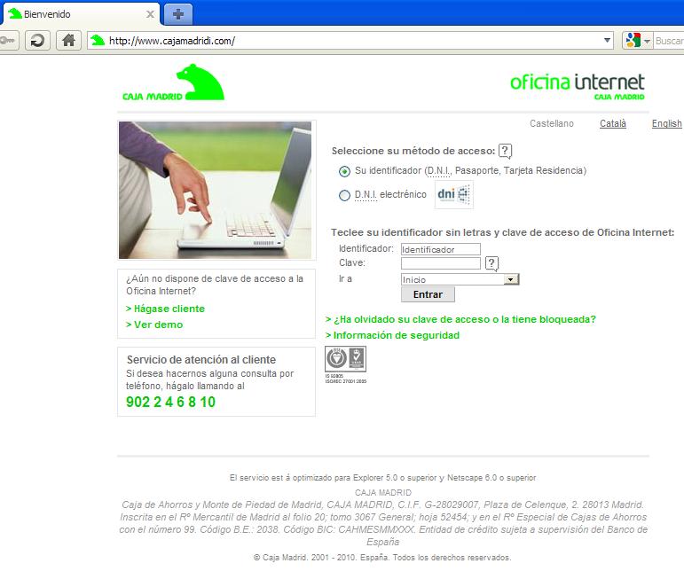 cajamadridi.com