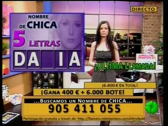 Teletrébol Daría