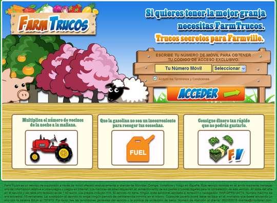 Farm Trucos - Farmville Trucos