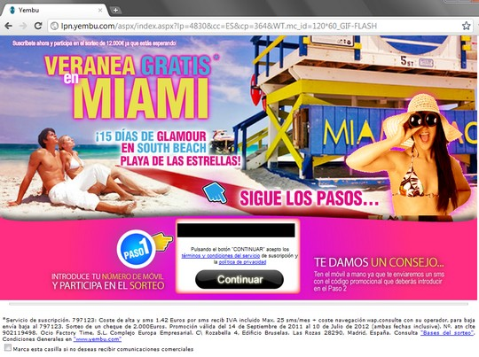 Yembo - Veranea gratis en Miami - Yembu -