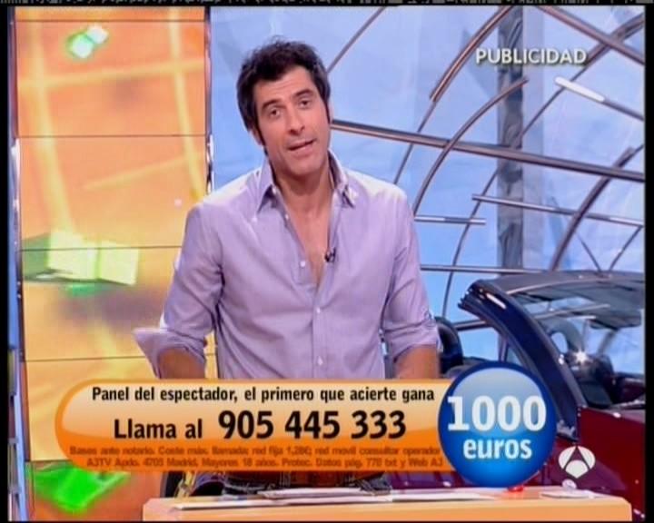 La ruleta de la suerte - La ruleta de la fortuna - Panel del espectador - Antena3
