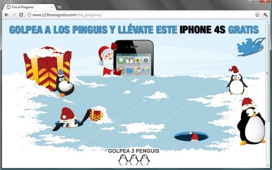 http://www.123tonosgratis.com/tiro_pinguino/ Tiro al Pinguino