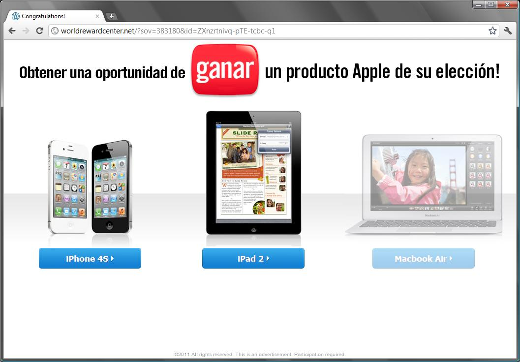 http://worldrewardcenter.net/?sov=383180&id=ZXnzrtnivq-pTE-tcbc-q1 http://worldrewardcenter.net ganar producto apple congratulations