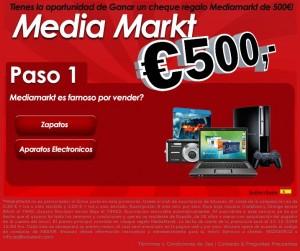 Wixawin utilizando el nombre de Mediamarkt